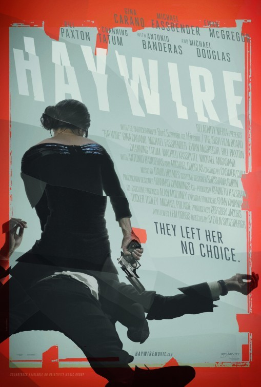 Haywire: nuovo poster USA