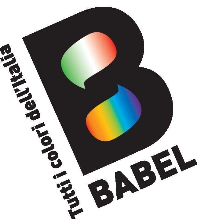 Il logo di Babel - Tutti i colori dell'Italia: canale 141 di Sky
