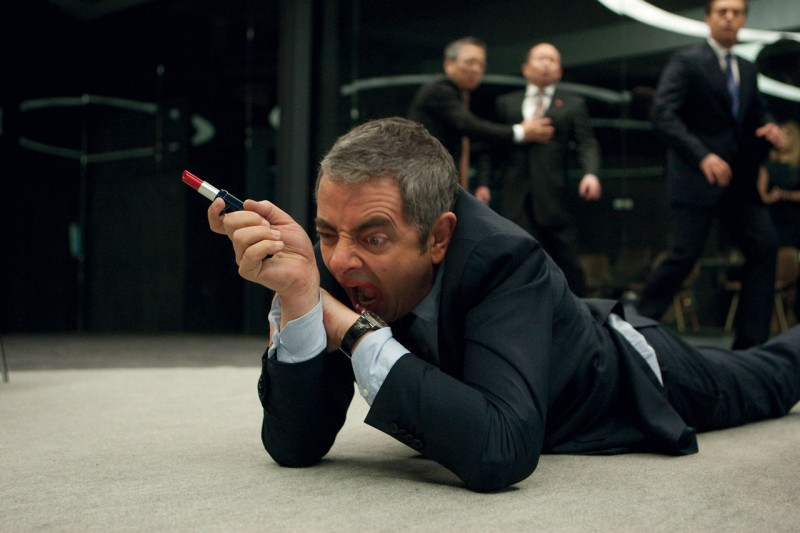 Johnny English: La Rinascita, Rowan Atkinson veste nuovamente i panni dell'improbabile spia