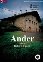 La copertina di Ander (dvd)
