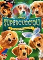 La copertina di Supercuccioli - Un'avventura da paura (dvd)