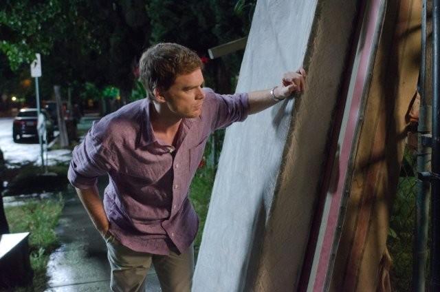 Michael C. Hall è Dexter nell'episodio della sesta stagione Once Upon a Time