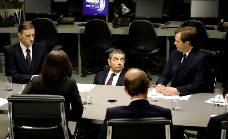 Rowan Atkinson di nuovo nei panni di Johnny English nel sequel La Rinascita