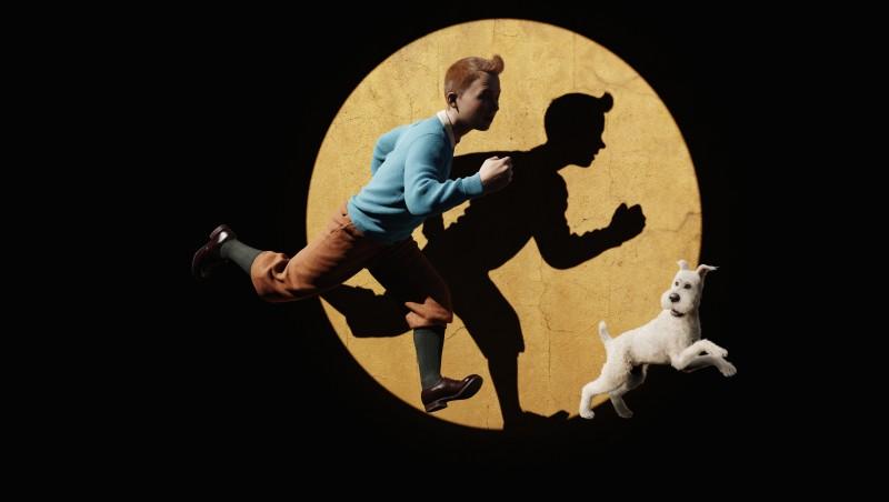 Un'immagine del film Le Avventure di Tintin: il Segreto dell'Unicorno