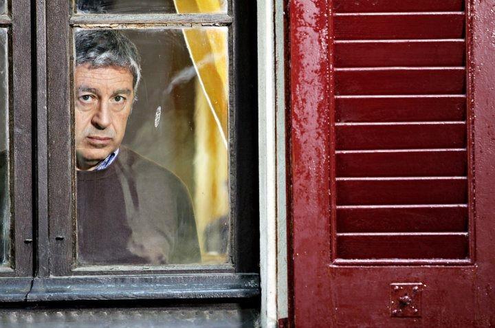 Antonio Catania protagonista di La peggior settimana della mia vita, una foto dal set