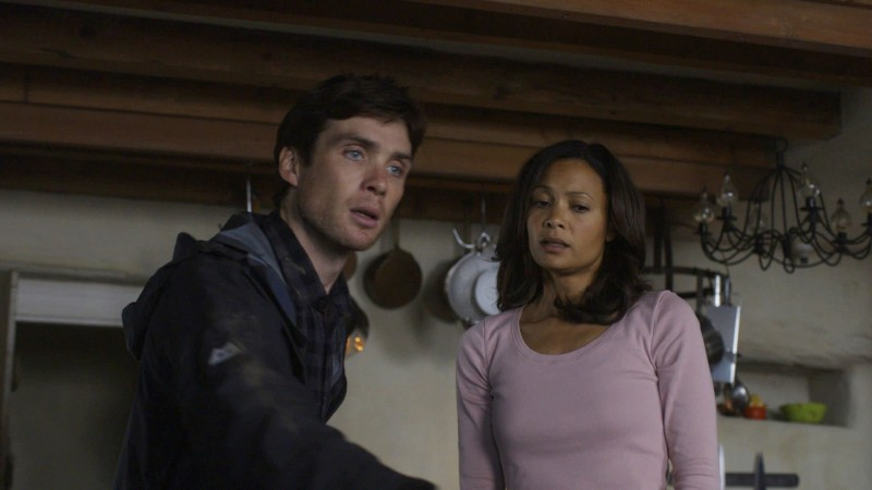 Cillian Murphy in Retreat con Thandie Newton