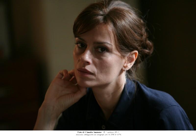 Claudia Pandolfi in una scena di Quando la notte
