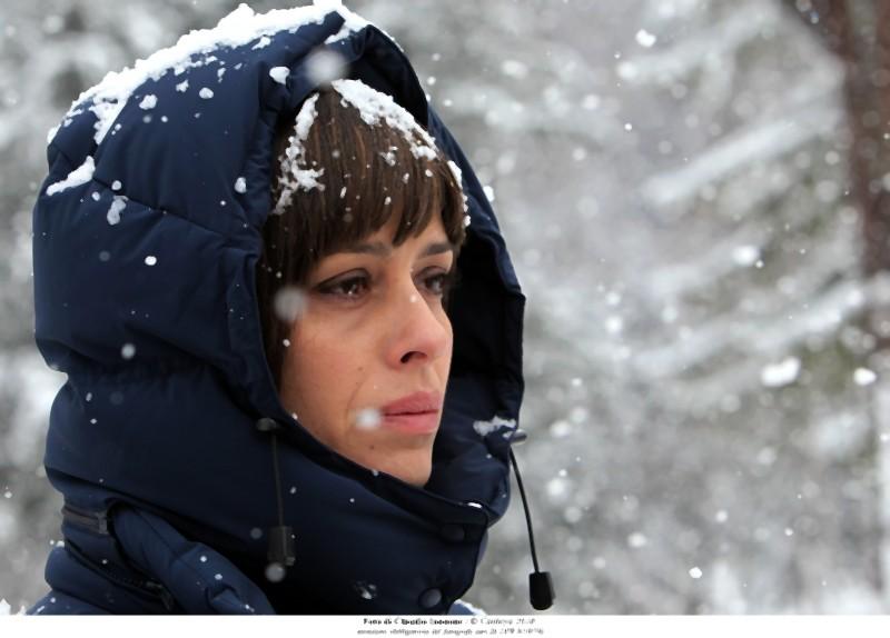 Claudia Pandolfi protagonista nel film Quando la notte nel ruolo di Marina
