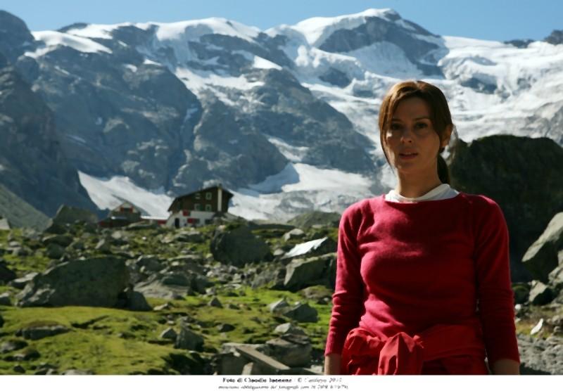 Claudia Pandolfi protagonista nel ruolo di Marina in Quando la notte