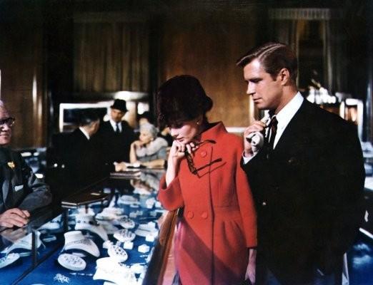 Colazione da Tiffany: Audrey Hepburn e George Peppard protagonisti del film
