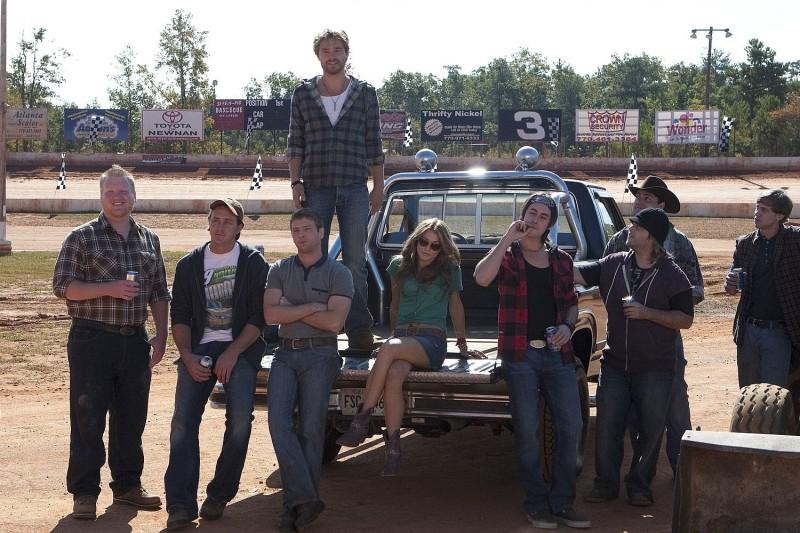 Footloose (2011) il cast del film