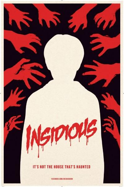 Insidious: un poster del film
