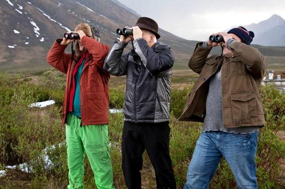 Jack Black, Owen Wilson e Steve Martin protagonisti di The Big Year