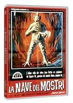La copertina di La nave dei mostri (dvd)