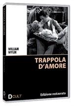 La copertina di Trappola d'amore (dvd)