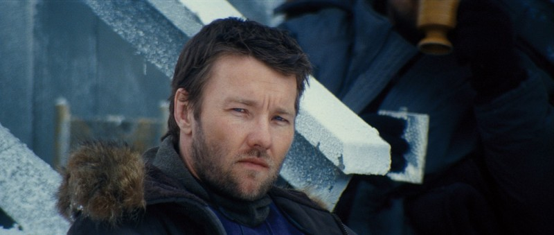 La Cosa: Joel Edgerton interpreta Sam Carter nel film