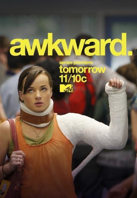 La locandina di Awkward.