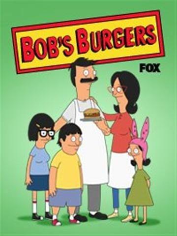 La locandina di Bob's Burgers