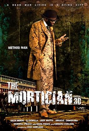 La locandina di The Mortician