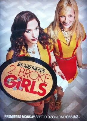 La locandina di Two Broke Girls