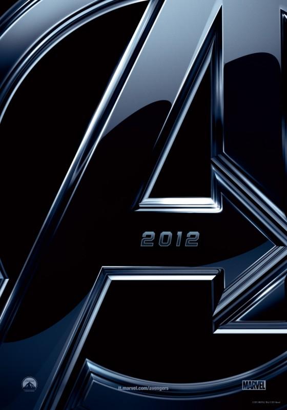 La locandina italiana di The Avengers
