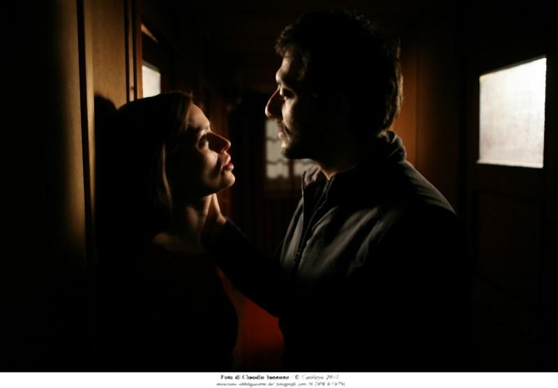 Quando la notte: Filippo Timi e Claudia Pandolfi durante un incontro ravvicinato