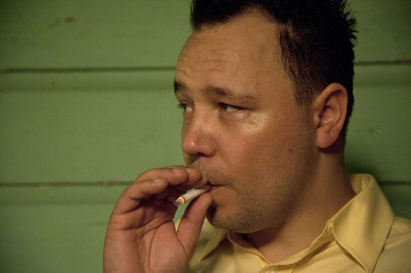 Texas Killing Fields: Stephen Graham in una immagine del thriller