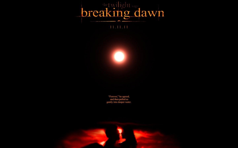 The Twilight Saga: Breaking Dawn - Parte 1, un bellissimo wallpaper del film