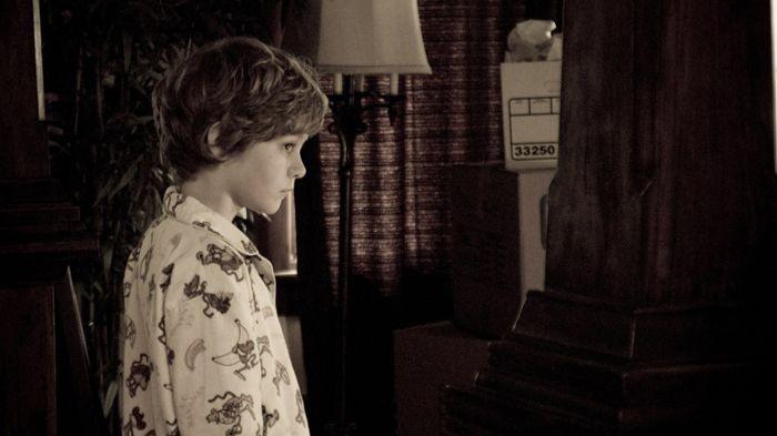 Ty Simpkins protagonista del film horror Insidious