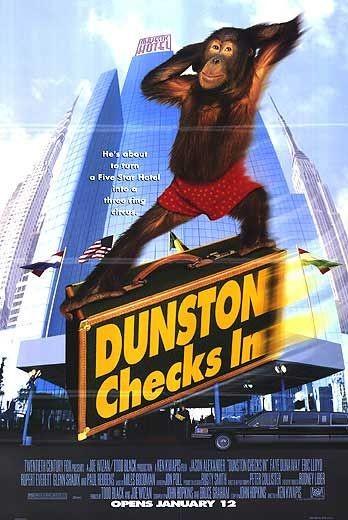 La locandina di Dunston - Licenza di ridere