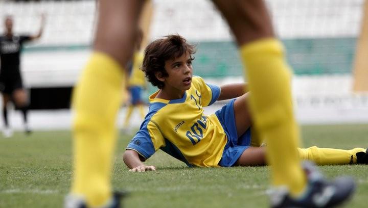 Oscar Casas nel film sportivo El sueño de Iván
