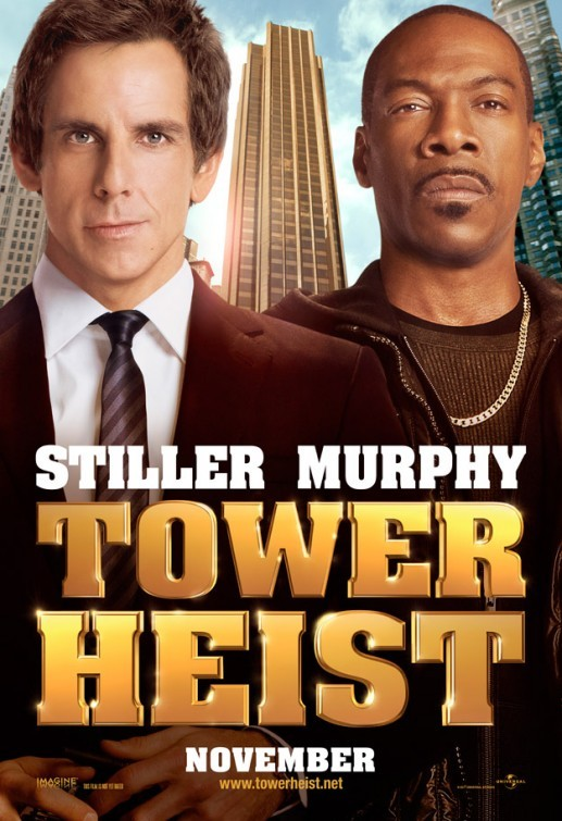 Tower Heist: Nuovo poster internazionale