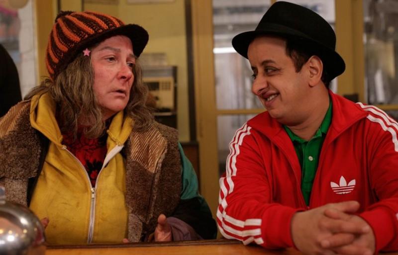 Beur sur la ville: Booder e Josiane Balasko in una scena del film