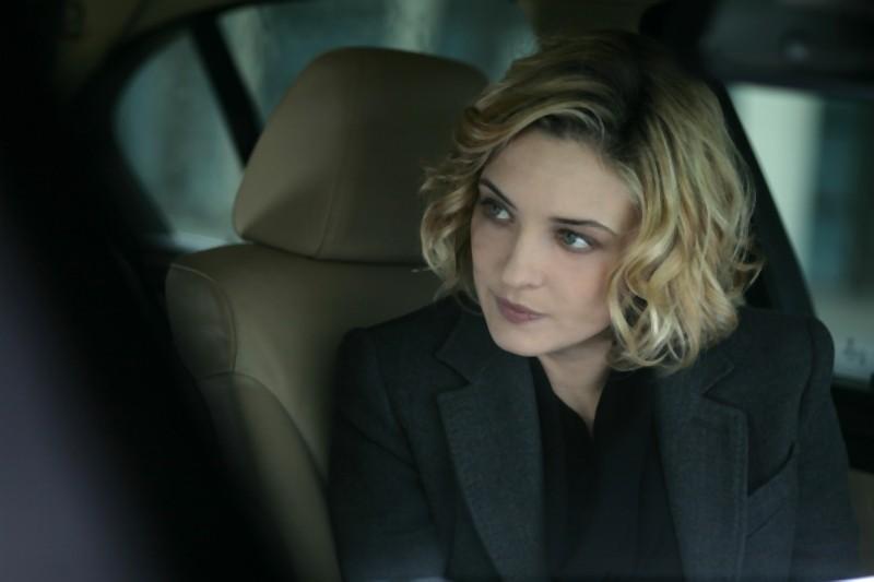 Carolina Crescentini in una scena del film L'industriale