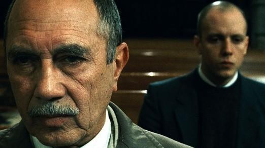 Feodor Atkine nel film La mémoire dans la chair