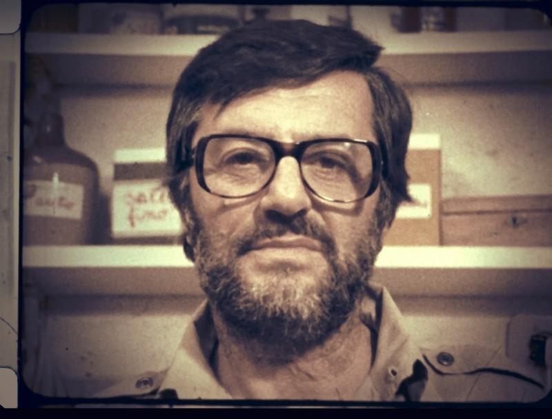 L'illazione: Lelio Luttazzi in una scena del film del 1972