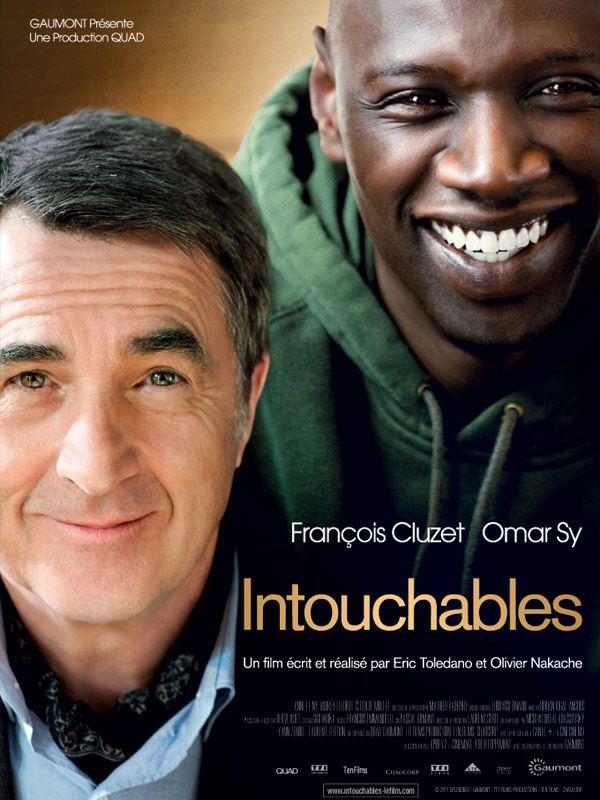 La locandina di Intouchables