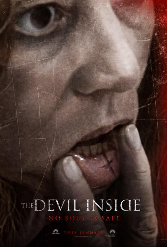 La locandina di The Devil Inside