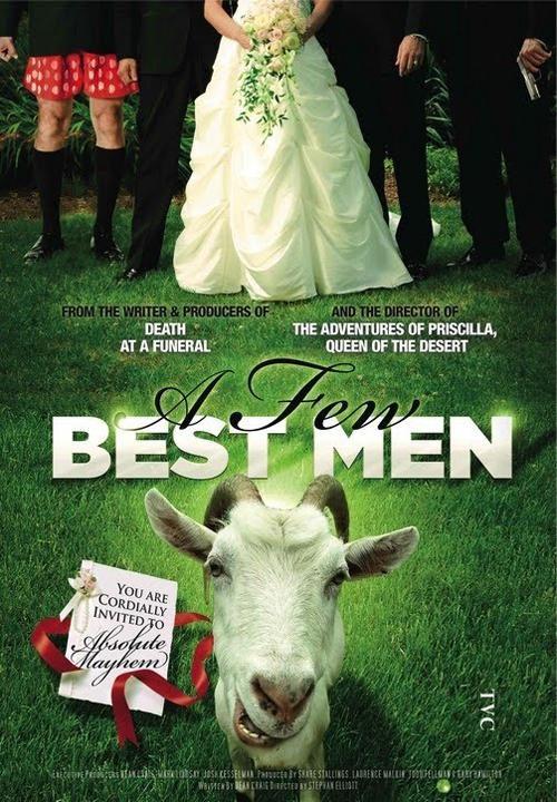 A few best men, la locandina del film