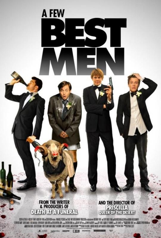 A few best men, uno dei poster del film