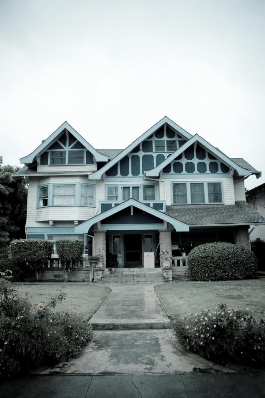 Insidious: la casa in cui è ambientato il film diretto da James Wang