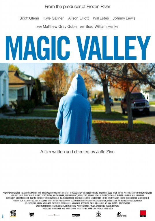 Magic Valley, la locandina del film