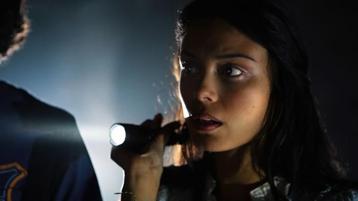 Nathalie Kelley in una scena di Urban Explorer