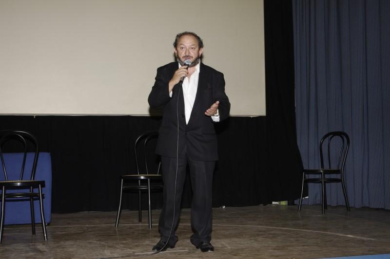 Orfeo Orlando presenta il suo cortometraggio Lontano