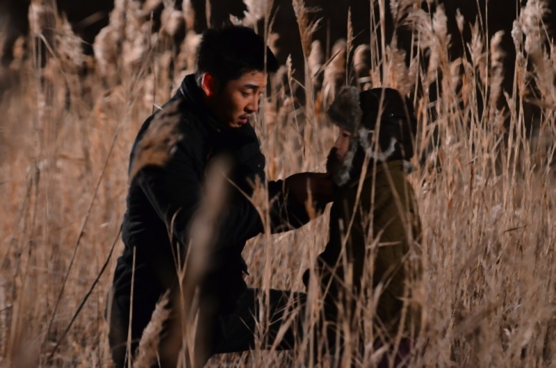Poongsan: una scena del film diretto da Juhn Jaihong