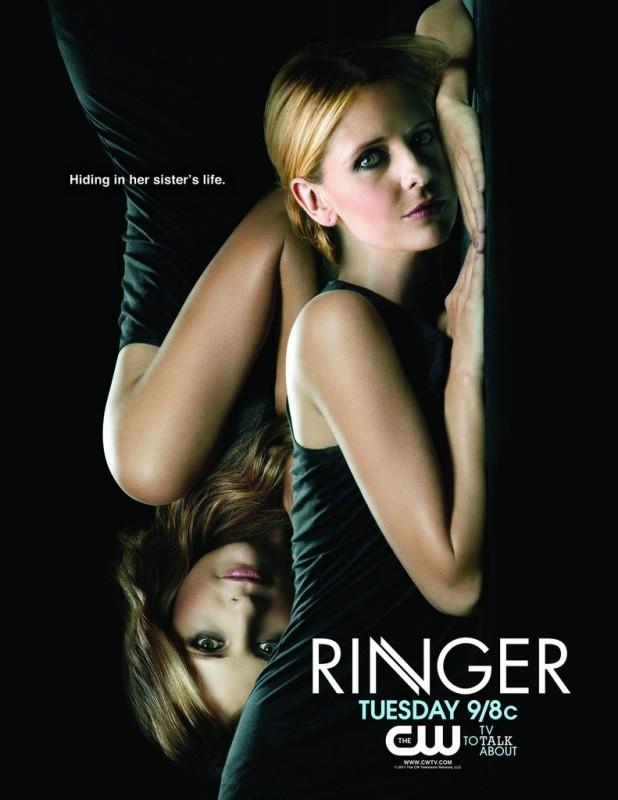Ringer: un poster per i November Sweeps della prima stagione