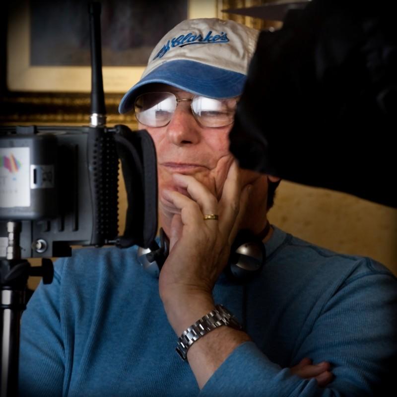 The eye of the storm: il regista Fred Schepisi sul set del film