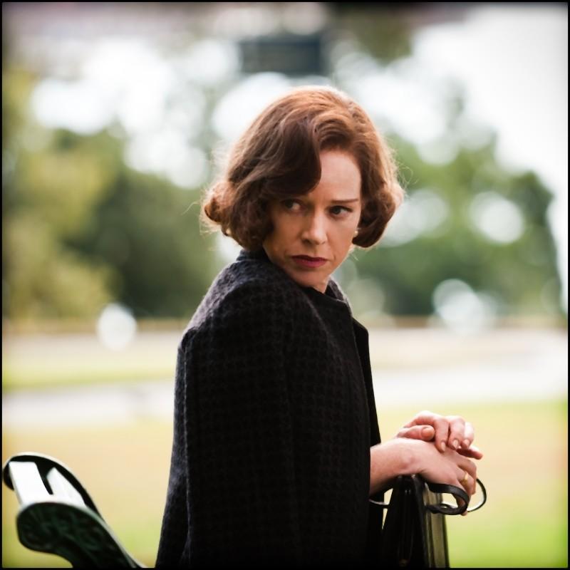 The eye of the storm: Judy Davis è Dorothy de Lascabanes in una scena del film