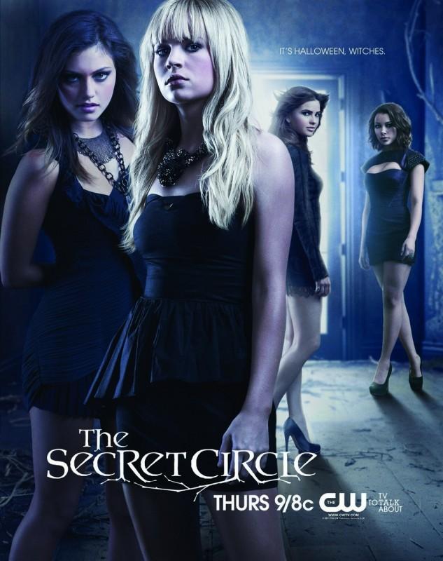 The Secret Circle: un poster promozionale per Halloween