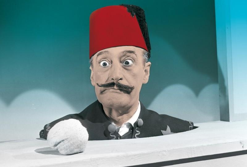 Totò in 3D - Il più comico spettacolo del mondo: un'immagine tratta dal film